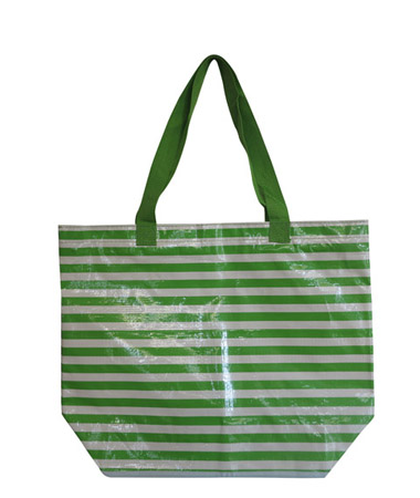 Horizontal Polypropylene Bag with Carry Handles