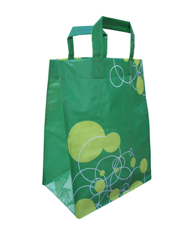Convenient Polypropylene Bag with Short Handles
