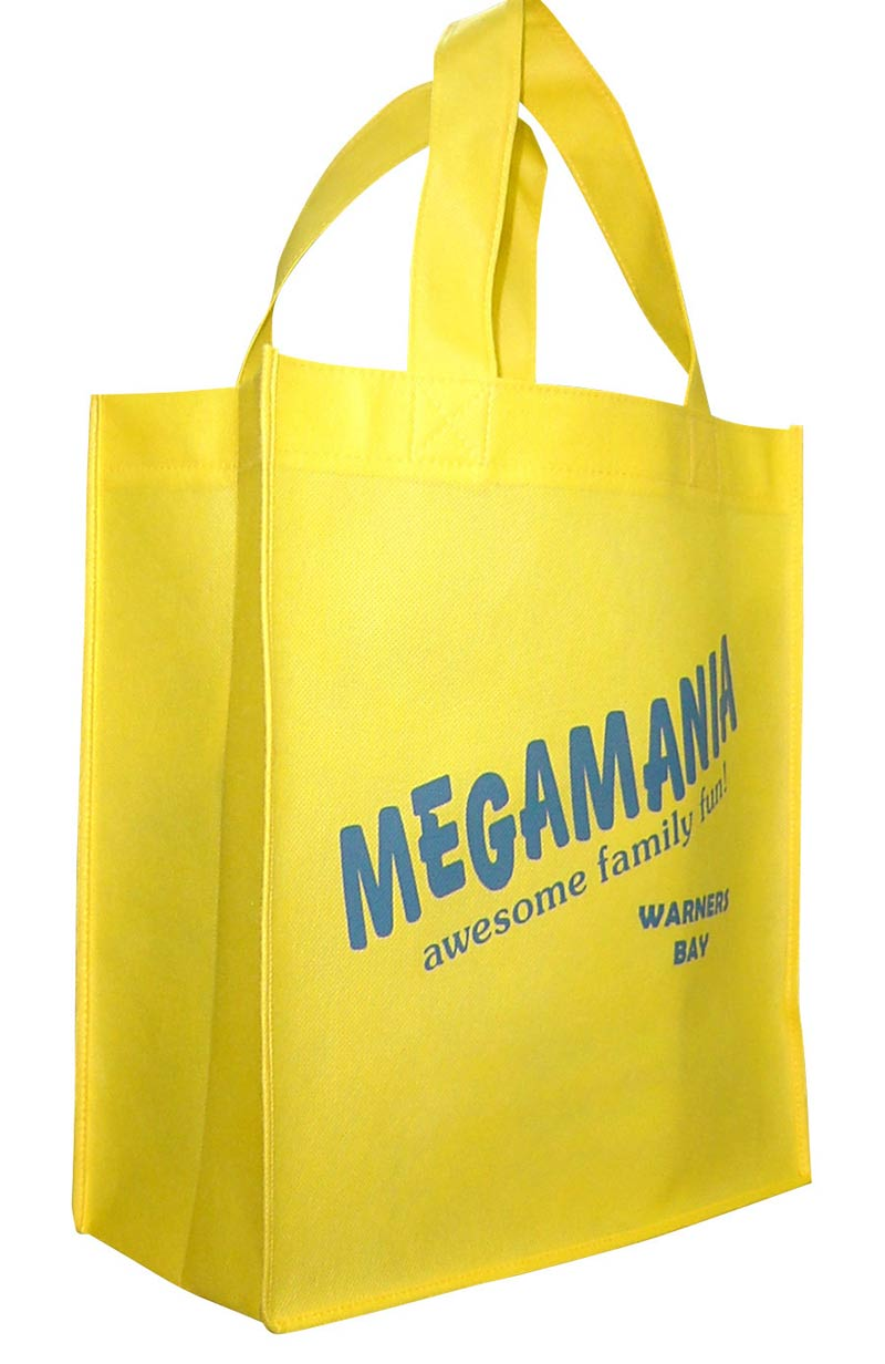 Yellow Promotional Bags