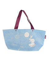 Blue Rabbit Carry Bag
